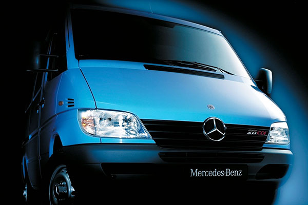 Sprinter shop manual mercedes service repair workshop book dodge.