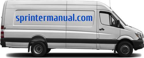 mercedes van manual