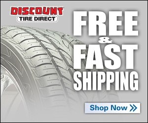 Fast & Free Shipping From Discount Tire Direct