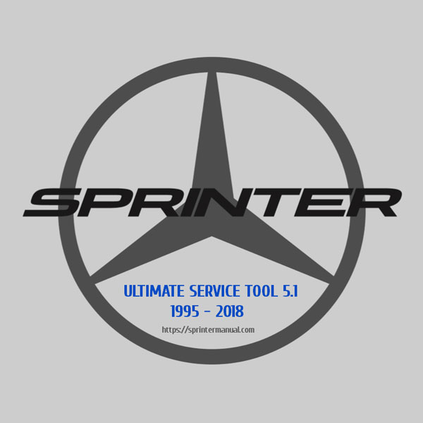 Sprinter Manual Ultimate Service Tool